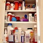 Prescription-Drugs-in-Medicine-Cabinet